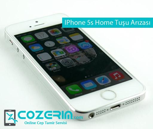 IPhone 5s home tuşu arızası