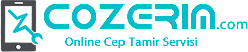 Cozerim.com | Profesyonel IPhone IPad Tamir Hizmetleri