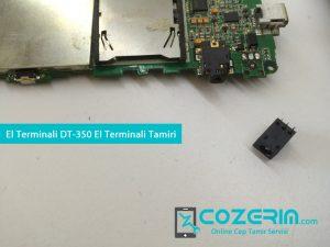 dt350 el terminali tamiri