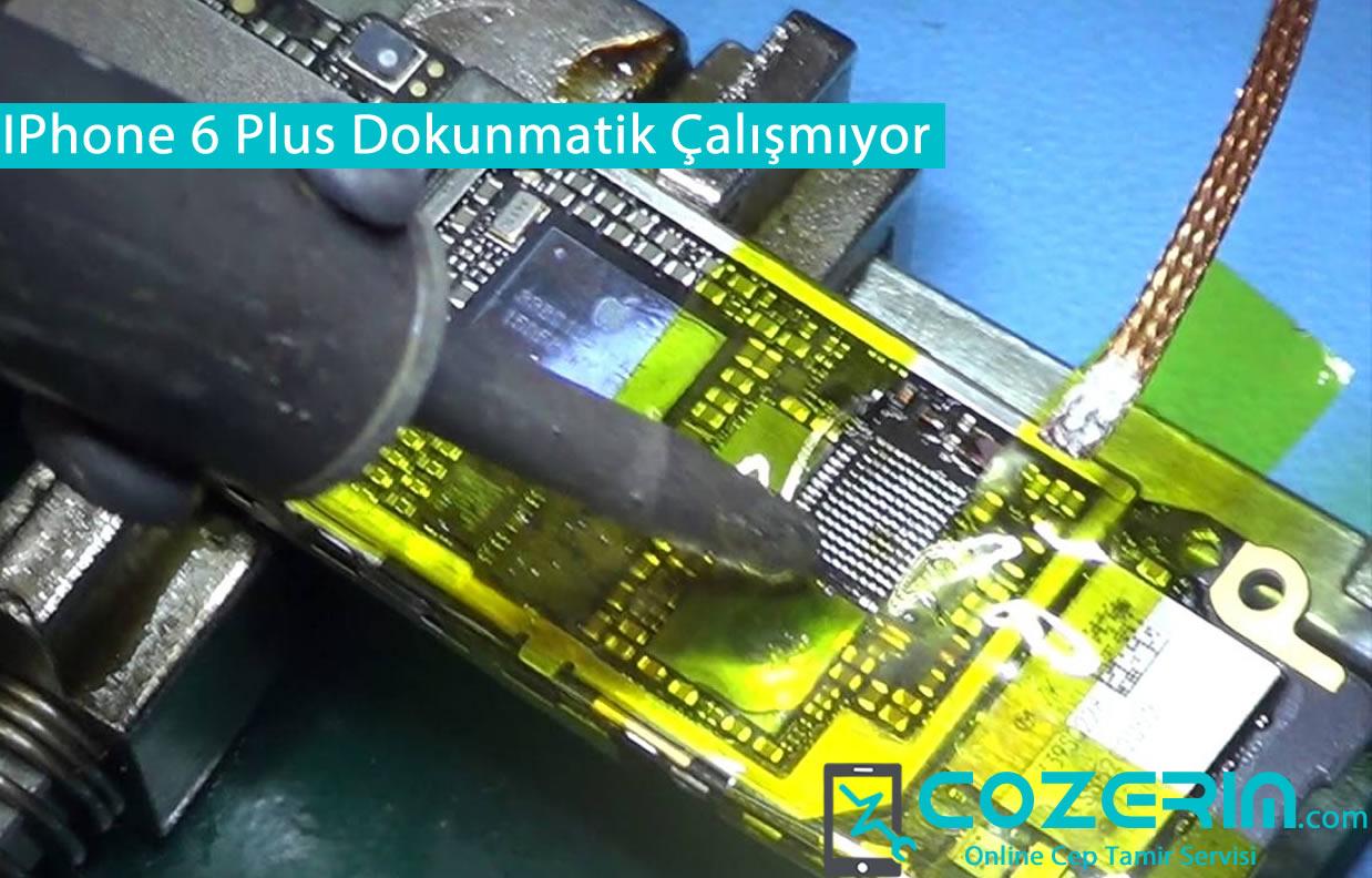 IPhone 6 Plus Dokunmatik Sorunu Cozerimcom