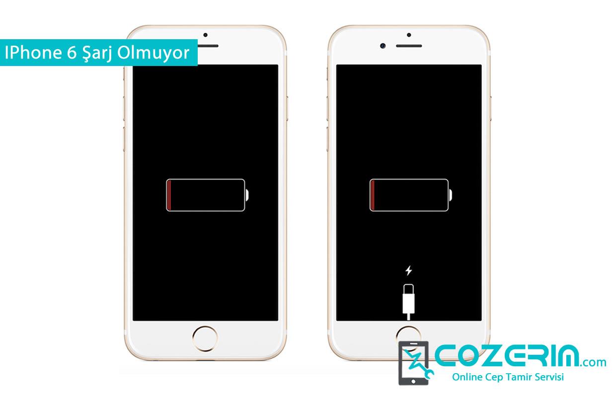 IPhone 6 Cep Telefonunuz Açılmıyorsa Şarj Ekranında Kalıyorsa Servisimizden Destek Alabilirsiniz...