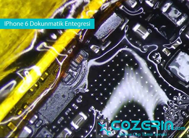 IPhone 6 Dokunmatik Entegresi Değişimi cozerim com