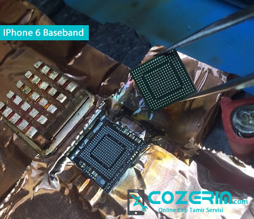 IPhone 6 Baseband Entegresi Tamiri