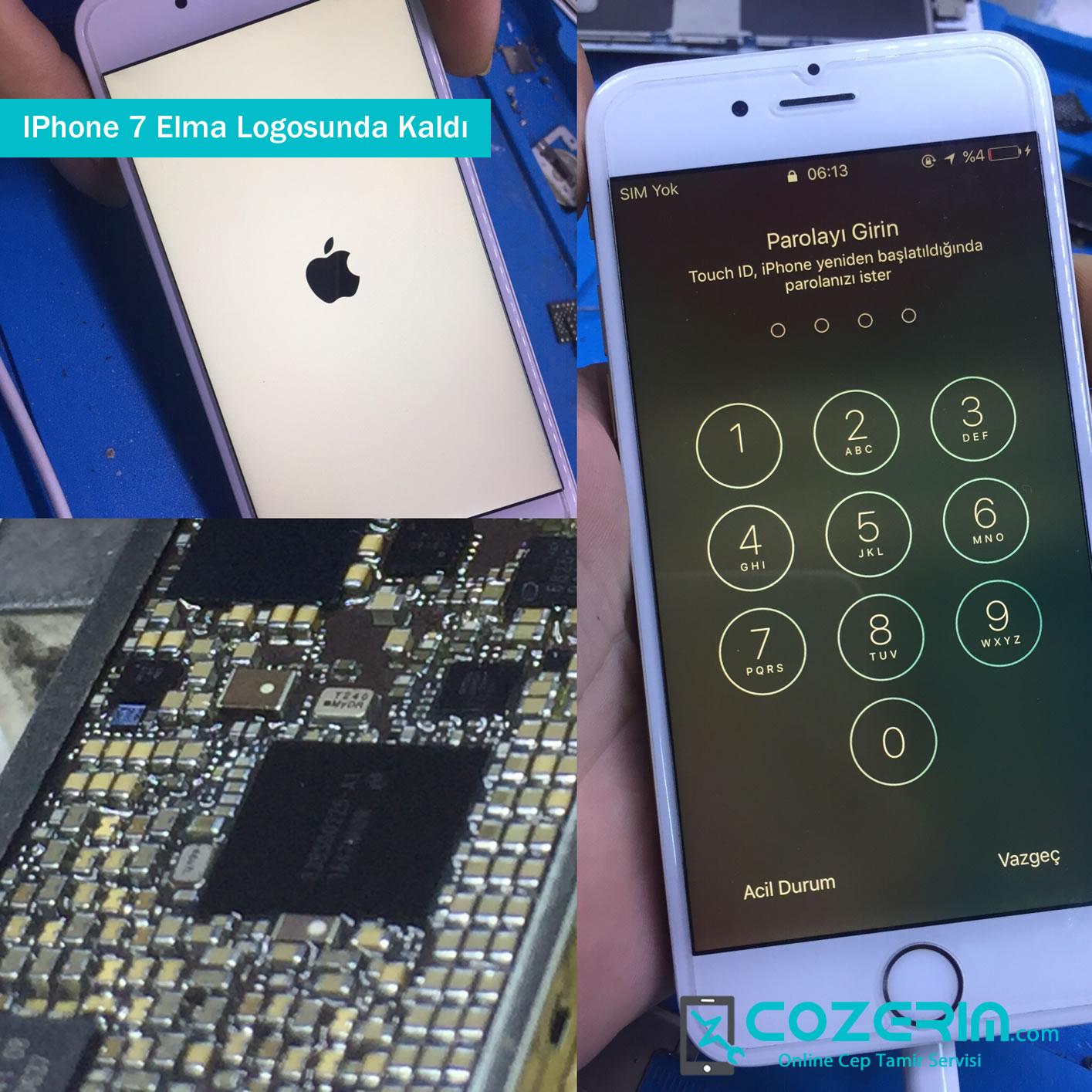IPhone-7-elma-logosunda-kaliyor-anakart-tamiri