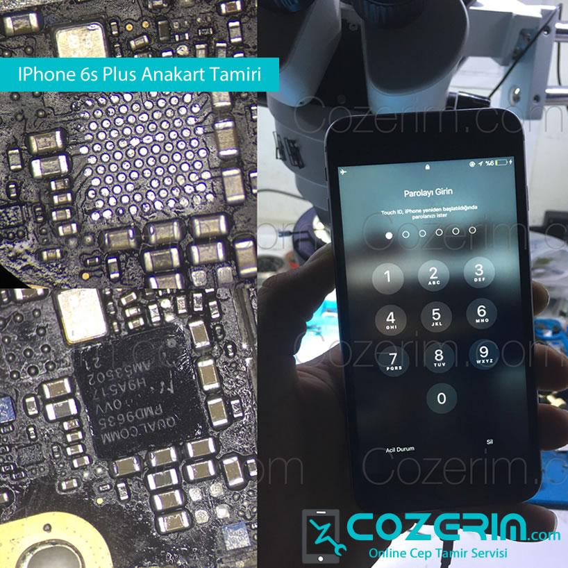 IPhone 6s Plus 9, 14, 4014, 4013 Hatası
