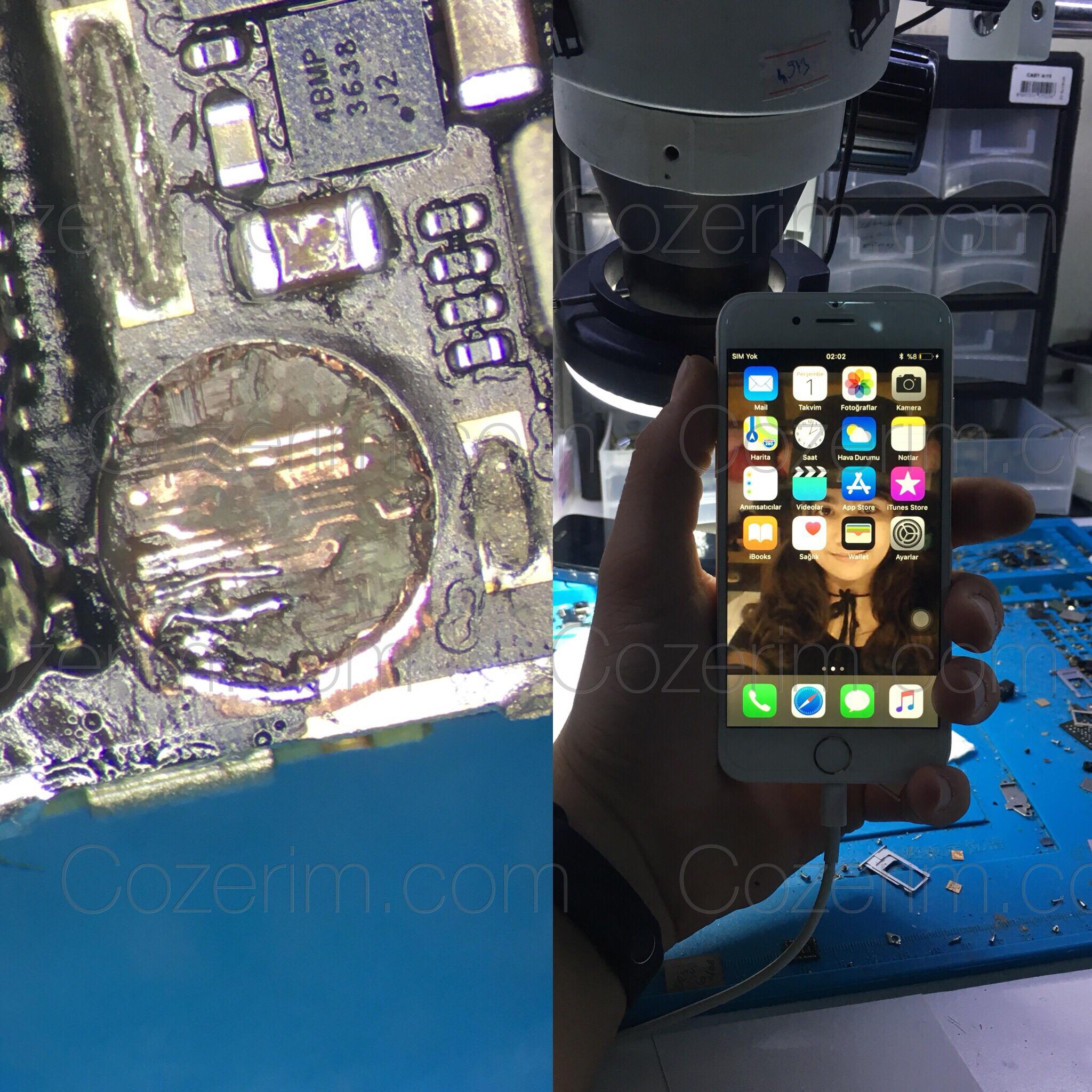 iphone-6-uzun-vida-acilmiyor-goruntu-yok-tamiri