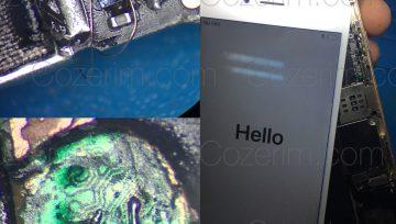 IPhone 6 9 hatası Anakart Tamiri