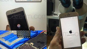 IPhone 7 Nand Flash 9 Hatası