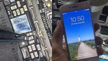 IPhone 7 Kısa Devre Anakart Tamiri