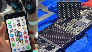 IPhone 8 Nand Flash Entegresi Değişimi