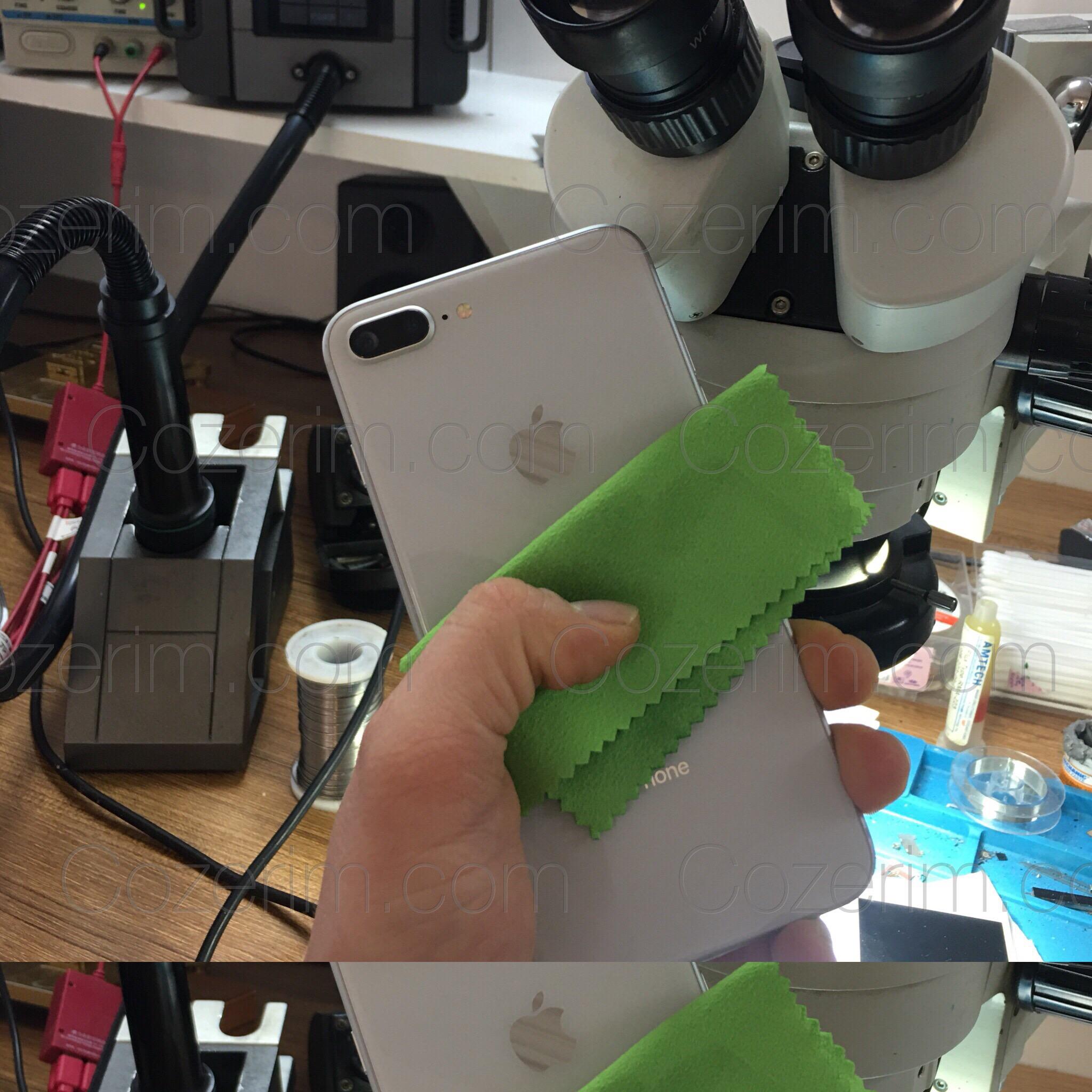 IPhone Temizliği