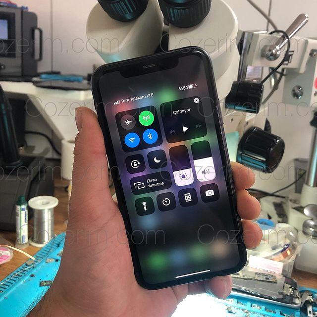 IPhone 11 Servis Yok Hatası Baseband Entegresi Tamiri