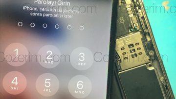 IPhone 6 ve 6 Plus Hata Kodu 9 Elma Gelip Gidiyor Arızası