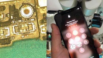 IPhone X Şarj Yüzdesi 1'de Kalıyor
