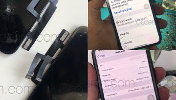 İPhone 11 Ekran Değişimi Doğrulanamıyor Uyarısı Olmadan